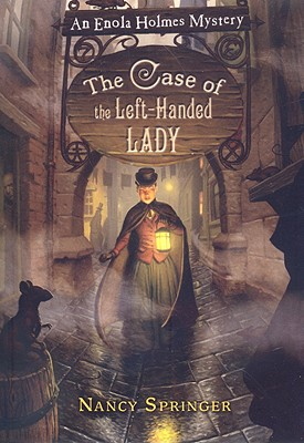 The Case of the Left-Handed Lady By Springer, Nancy